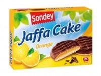 Sondey Печенье с мармеладом Апельсин