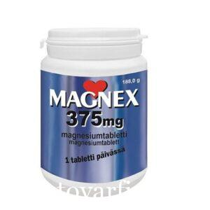 Витамины с магнием Magnex 375 mg 180 таблеток