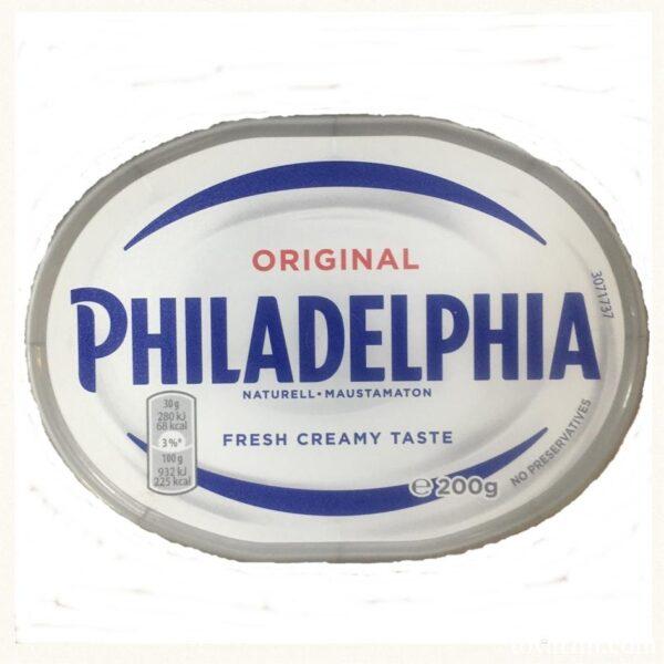 Сливочный сыр ФИЛАДЕЛЬФИЯ Philadelphia Original 175