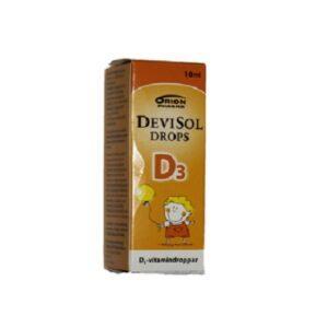 Devisol d3 Девисол 10ml витамины