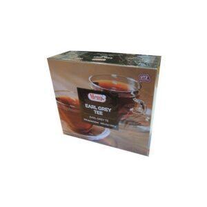 Чай 100 пакетов Menu Earl Grey Tea Bergamot