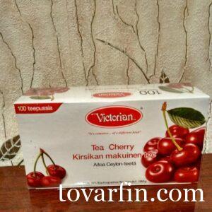 Чай Victorian Вишня 100 п