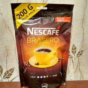 Кофе Nescafe Brasero 200g