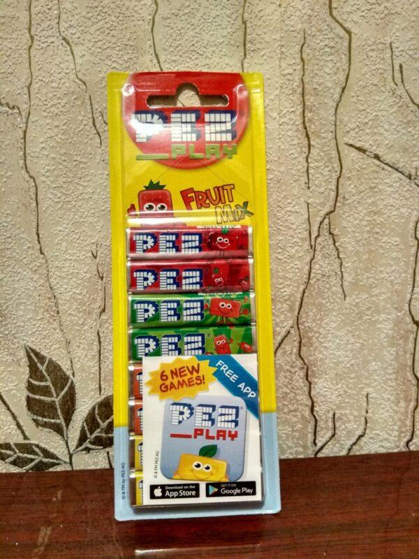 Конфетки Pez 8-pack