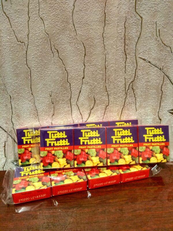 Tutti Frutti 4 pack