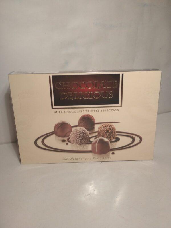 Chocolate delicious truffles 150г
