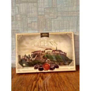 Шоколадные конфеты Сказки Таллина 186 г Эстония