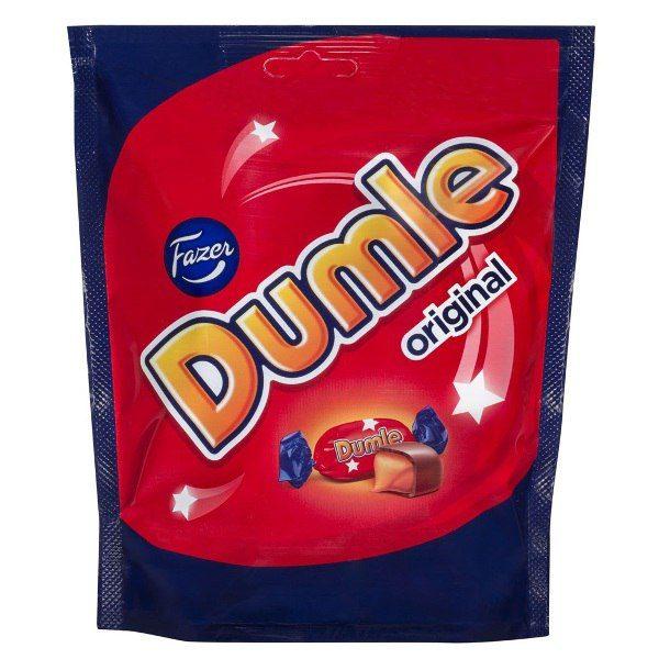 Сливочная тянучка в шоколаде Dumle