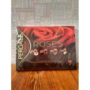 Шоколадные конфеты Pergale Dark Roses 382 g