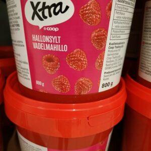 Варенье малиновое из Финляндии 800г