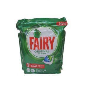 Fairy Таблетки для посудомоечных машин 84шт