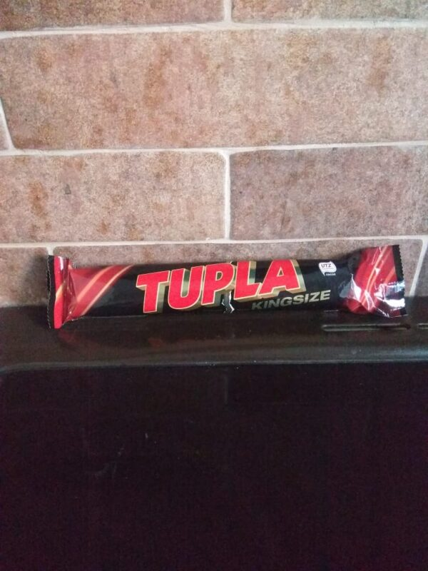 Шоколадный батончик Tupla King size