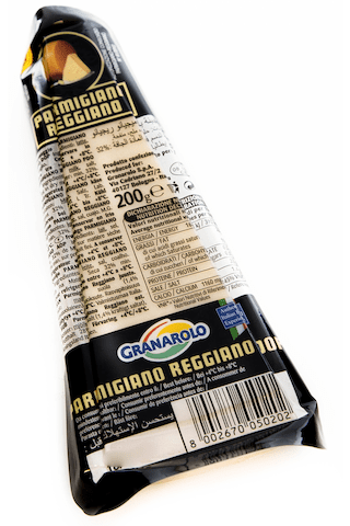 Сыр Granarolo Пармиджано Реджано