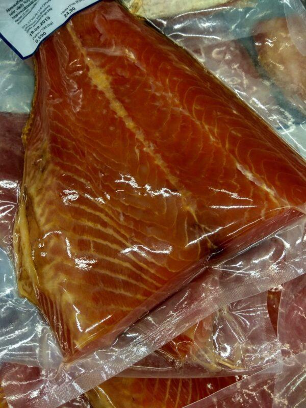 Морской лосось с укропом цена за 100 г