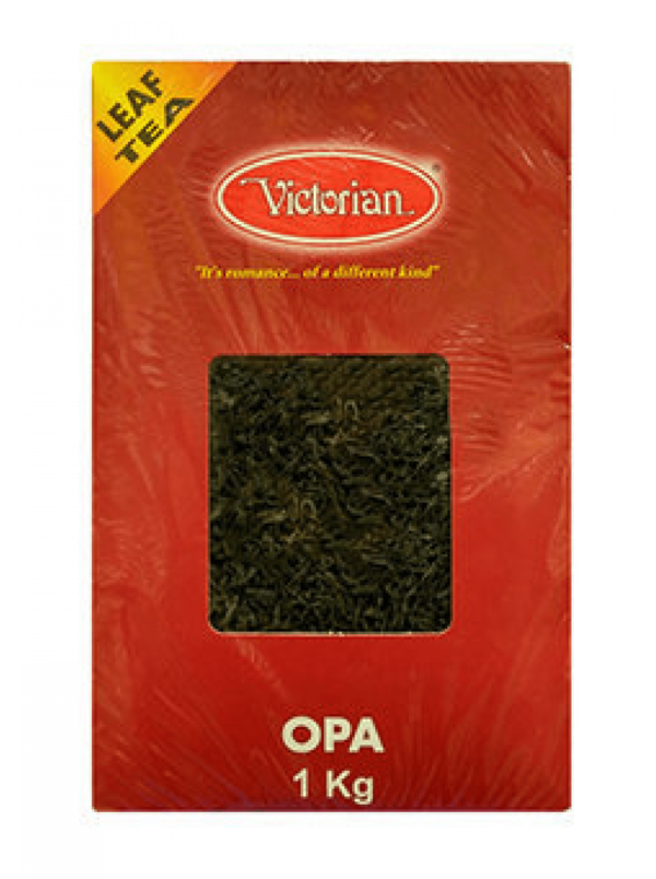 Крупнолистовой чёрный чай Victorian Pure Ceylon Tea 1 кг