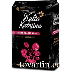 Кофе Культа Катрина зерно 500 гр.
