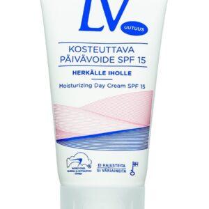 LV Легкий увлажняющий дневной крем для лица с фактором защиты SPF 15