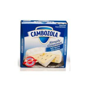 Сыр Камбоцола Cambozola Казерай 125г