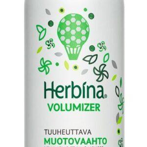 Herbina мусс для волос ультра стронг, аэрозоль