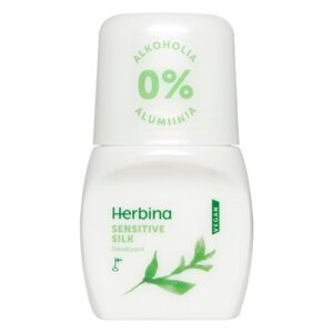 Herbina шариковый дезодорант Шелк
