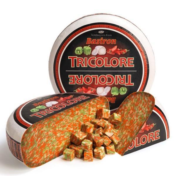 Сыр Базирон Триколор Basiron Tricolore Цена за 100г