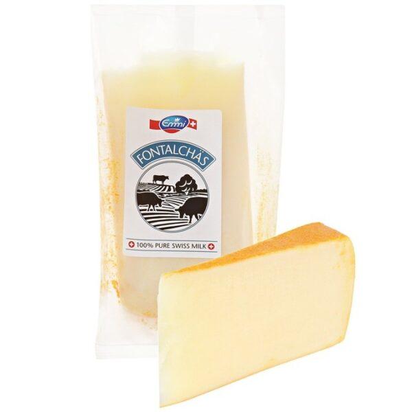 Сыр полутвердый Emmi Фонтальхас 45% 180 г Швейцария