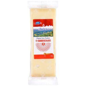 Сыр полутвердый Emmi Эмменталь Mild 45% 200 г