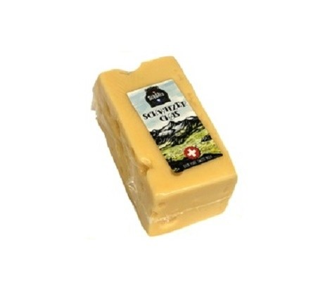 Сыр полутвердый Швайцерхас 48% Laime Швейцария Цена за 100г
