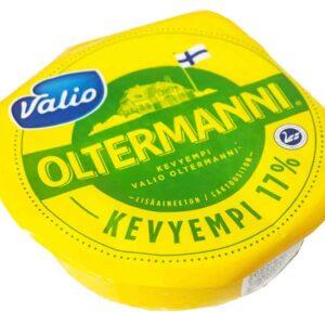 Сыр Valio Oltermanni Ольтермани безлактозный 17% 450г