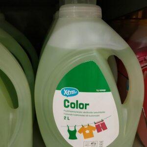Жидкое средство для стирки Color 2 л XTRA
