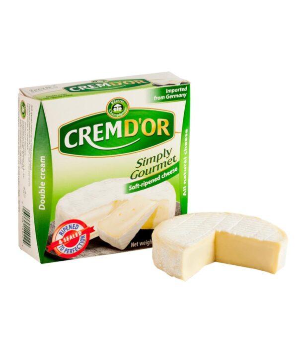 Сыр Кремдор (CREMDOR Kaeserei Champgnon) Казерай 125г