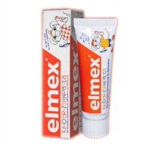 ELMEX зубная паста для детей (1-6 лет) 75 мл.