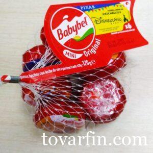 Babybel Бэбибель Original 6*20=120г