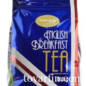 Чай Nordqvist English breakfast Английский завтрак 800 гр