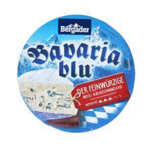 Сыр Bavaria Blu Бавария Блю с плесенью 70% Bergader