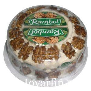 Мягкий сыр Рамболь RAMBOL Грецкий орех