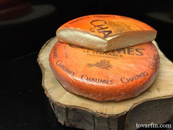 Мягкий сыр CHAUMES / ШОМ Цена за 100 г