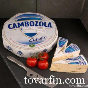 Мягкий сыр Камбоцола Cambozola Classic