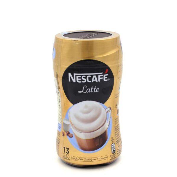 Кофе растворимый Nescafe Latte 225 гр. (пластик)