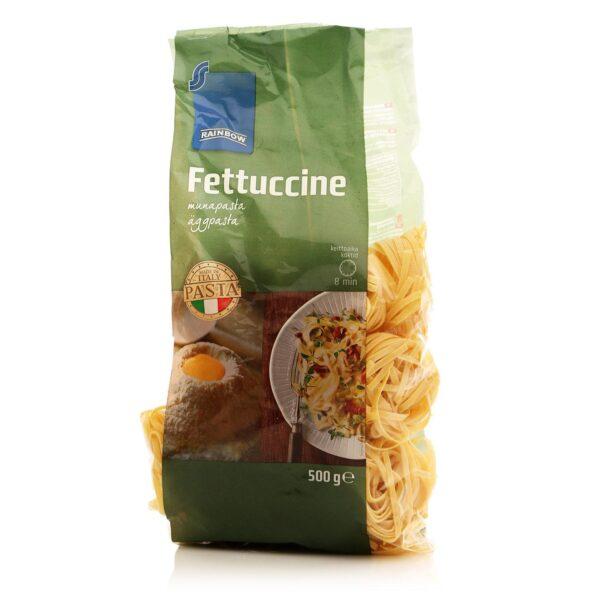 Макароны fettuccine (феттуччине) гнезда Rainbow 500г