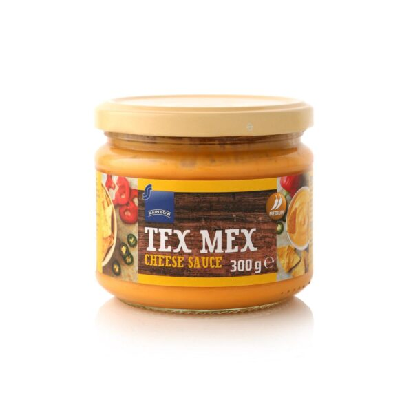 Соус сырный Tex Mexican Rainbow 300г