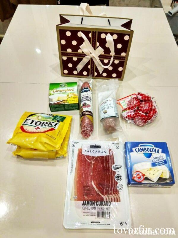 Праздничная упаковка и доставка