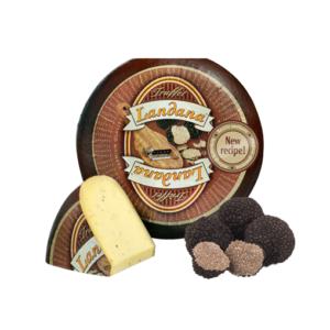 Сыр коровий Gouda Landana с черным трюфелем
