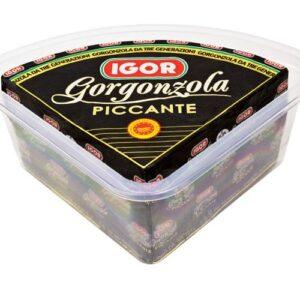 Сыр с плесенью Горгонзолла Gorgonzolla Piccante Igor Цена за 100г