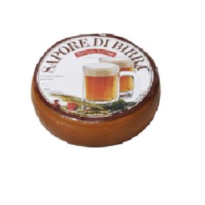 Сыр Sapore di Birra выдержанный в Пиве